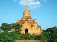 Asisbiz Panoramic views Bagan Myanmar Dec 2000 107