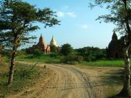 Asisbiz Panoramic views Bagan Myanmar Dec 2000 108