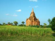 Asisbiz Panoramic views Bagan Myanmar Dec 2000 113