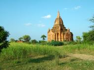 Asisbiz Panoramic views Bagan Myanmar Dec 2000 114