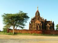 Asisbiz Panoramic views Bagan Myanmar Dec 2000 121
