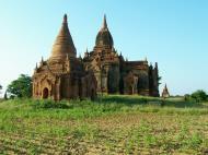 Asisbiz Panoramic views Bagan Myanmar Dec 2000 122