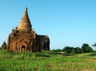 Asisbiz Panoramic views Bagan Myanmar Dec 2000 123