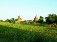 Asisbiz Panoramic views Bagan Myanmar Dec 2000 126