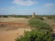 Asisbiz Panoramic views Bagan Myanmar Dec 2000 13