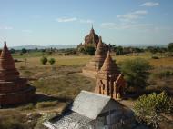 Asisbiz Panoramic views Bagan Myanmar Dec 2000 15