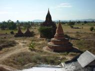 Asisbiz Panoramic views Bagan Myanmar Dec 2000 16