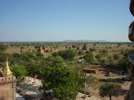 Asisbiz Panoramic views Bagan Myanmar Dec 2000 19
