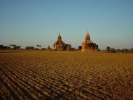 Asisbiz Panoramic views Bagan Myanmar Dec 2000 33