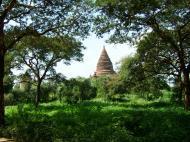 Asisbiz Panoramic views Bagan Myanmar Dec 2000 41