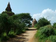 Asisbiz Panoramic views Bagan Myanmar Dec 2000 42