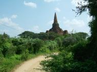 Asisbiz Panoramic views Bagan Myanmar Dec 2000 49