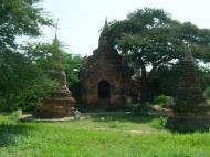 Asisbiz Panoramic views Bagan Myanmar Dec 2000 50