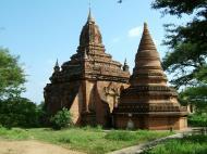 Asisbiz Panoramic views Bagan Myanmar Dec 2000 52