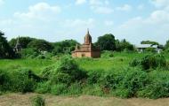 Asisbiz Panoramic views Bagan Myanmar Dec 2000 56