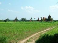 Asisbiz Panoramic views Bagan Myanmar Dec 2000 60