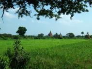 Asisbiz Panoramic views Bagan Myanmar Dec 2000 62