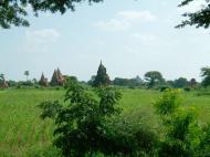 Asisbiz Panoramic views Bagan Myanmar Dec 2000 63