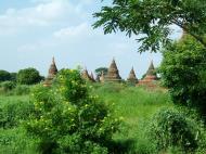 Asisbiz Panoramic views Bagan Myanmar Dec 2000 65