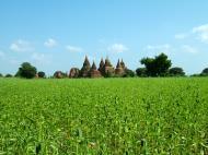 Asisbiz Panoramic views Bagan Myanmar Dec 2000 71