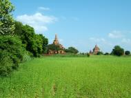 Asisbiz Panoramic views Bagan Myanmar Dec 2000 72