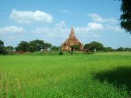 Asisbiz Panoramic views Bagan Myanmar Dec 2000 76