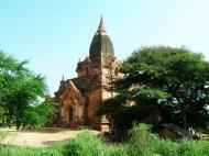 Asisbiz Panoramic views Bagan Myanmar Dec 2000 80