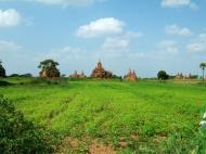 Asisbiz Panoramic views Bagan Myanmar Dec 2000 82