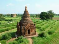 Asisbiz Panoramic views Bagan Myanmar Dec 2000 83