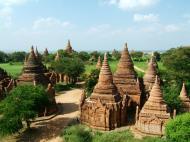 Asisbiz Panoramic views Bagan Myanmar Dec 2000 84