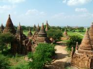 Asisbiz Panoramic views Bagan Myanmar Dec 2000 86