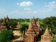 Asisbiz Panoramic views Bagan Myanmar Dec 2000 87