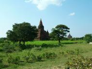 Asisbiz Panoramic views Bagan Myanmar Dec 2000 94