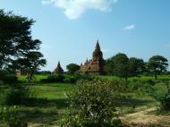 Asisbiz Panoramic views Bagan Myanmar Dec 2000 95