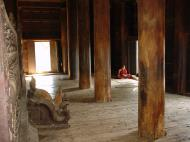 Asisbiz Bagaya Kyaung Monastery or Teak Monastery Jan 2001 09