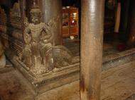 Bagaya Kyaung Monastery or Teak Monastery Jan 2001 15