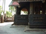 Asisbiz Bagaya Kyaung Monastery or Teak Monastery Jan 2001 20