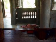 Asisbiz Bagaya Kyaung Monastery or Teak Monastery Jan 2001 22