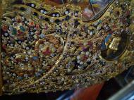 Asisbiz Royal Palace Bronze Buddha diamonds gold and treasures Jan 2010 06