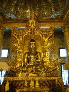 Asisbiz Yangon Botahtaung Pagoda Royal Palace Bronze Buddha Jan 2010 10
