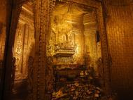 Asisbiz Yangon Botahtaung Pagoda Royal Palace sacred hair relic 2010 01