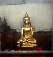 Asisbiz Yangon Botahtaung Pagoda Royal Palace sacred hair relic treasures 2010 01