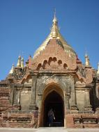 Asisbiz Pagan Dhamma ya zi ka Pagoda Dec 2000 01