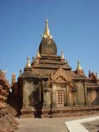 Asisbiz Pagan Dhamma ya zi ka Pagoda Dec 2000 05