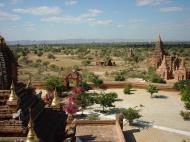 Asisbiz Pagan Dhamma ya zi ka Pagoda Dec 2000 09