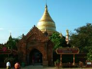 Asisbiz Pagan Dhamma ya zi ka Pagoda Nov 2004 01