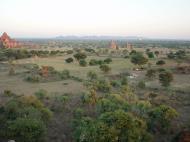 Asisbiz Dhammayangyi Panoramic views Bagan Myanmar Dec 2000 04