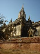 Asisbiz Bagan Gawdawpalin Temple Myanmar Dec 2000 06