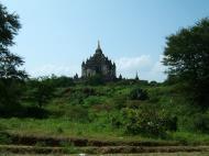 Asisbiz Bagan Gawdawpalin Temple Myanmar Nov 2004 01