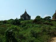 Asisbiz Bagan Gawdawpalin Temple Myanmar Nov 2004 02